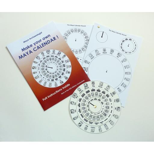 Make your own Maya Calendar