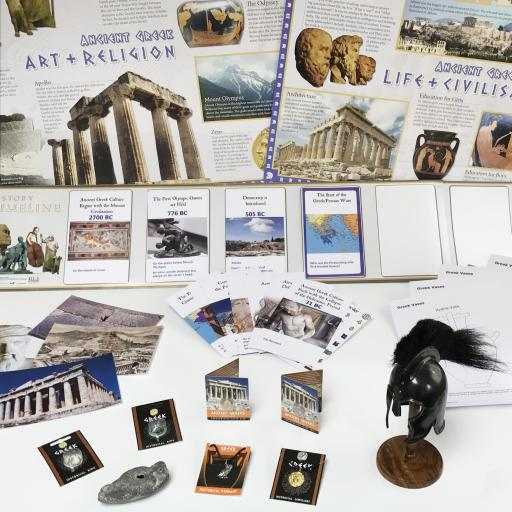 Ancient Greece Topic Pack