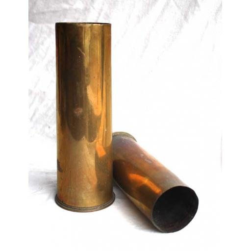 WW2 Brass Shell Case