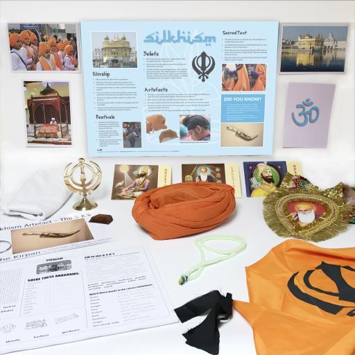 Sikhism Topic Pack