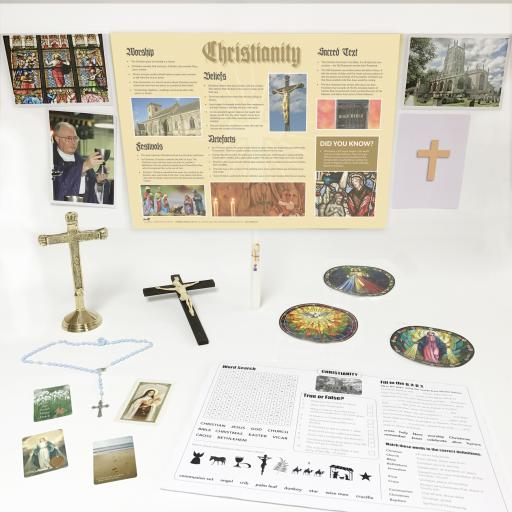 Christianity Topic Pack