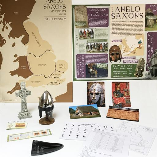 Anglo-Saxons Topic Pack