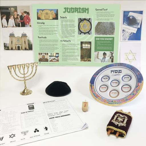 Judaism Topic Pack