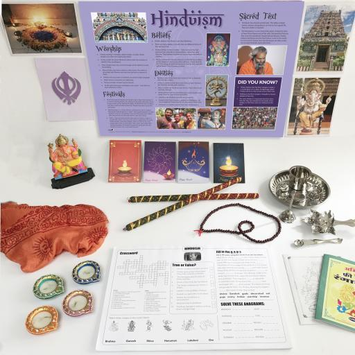 Hinduism Topic Pack