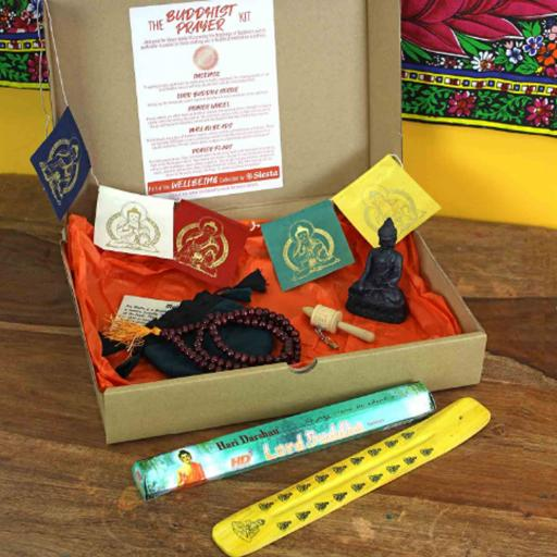 Buddhist Prayer Kit
