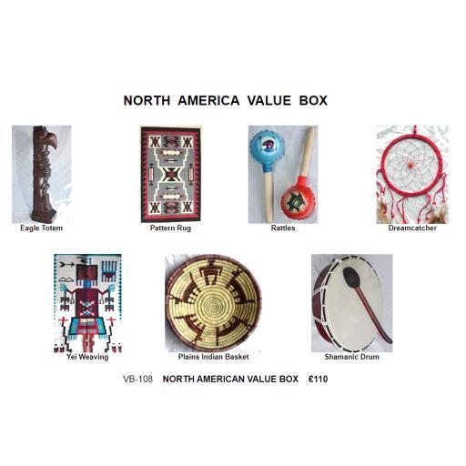 North American Value Box