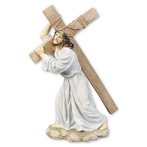 Veronese Resin Statue - Lord Carrying Cross