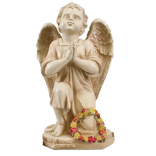 Resin Statue - Praying Angel