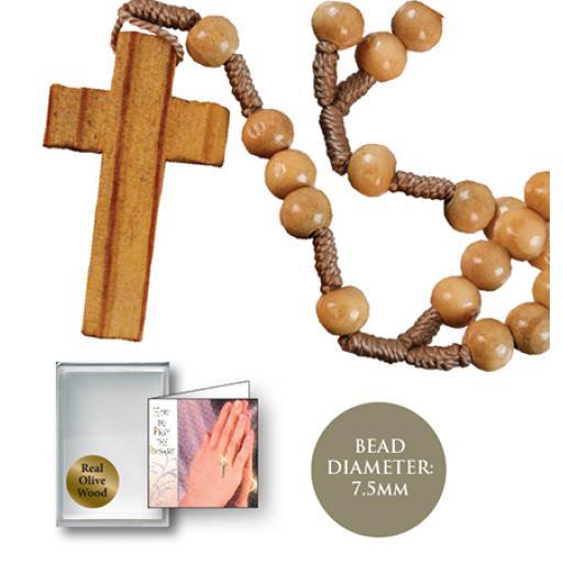 Small Wood Cross