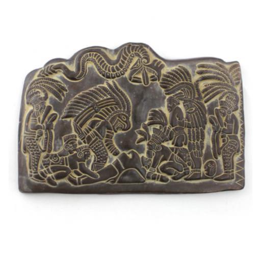 Maya Sacrificial Plaques