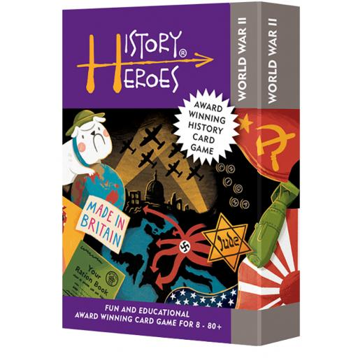 History Heroes - World War Two