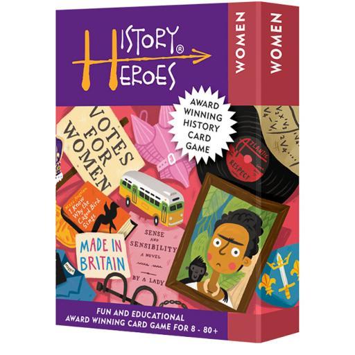 History Heroes - Women