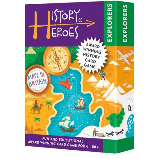 History Heroes - Explorers