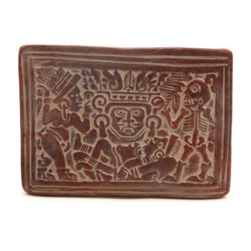 Jaguar Clay Stamp