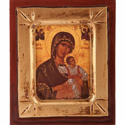Our Lady and Child Icon