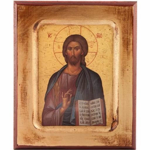 Medium Jesus Christ Icon