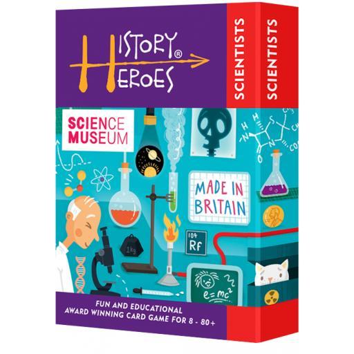 History Heroes - Scientists