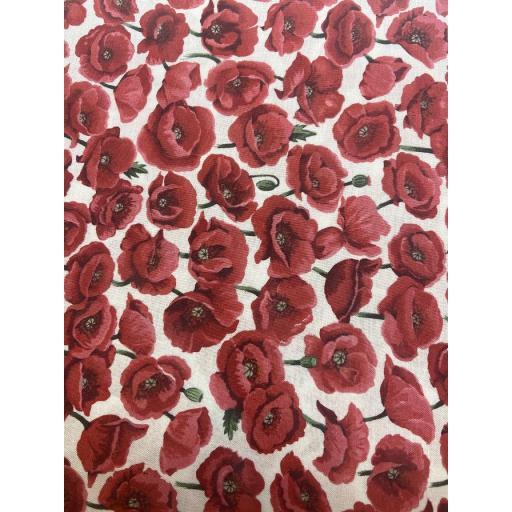 Poppy Textile