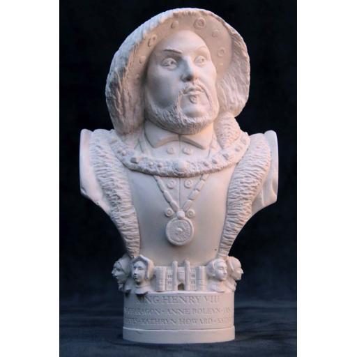 Henry VIII Bust