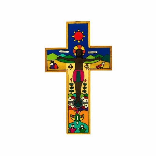 Large New Creation Cross