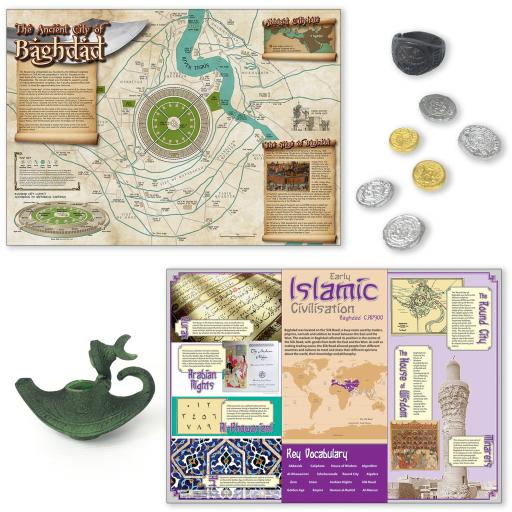 Early Islamic Civilisation Artefacts Pack