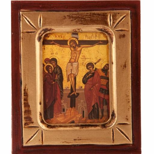 Assorted Wooden Framed Icon