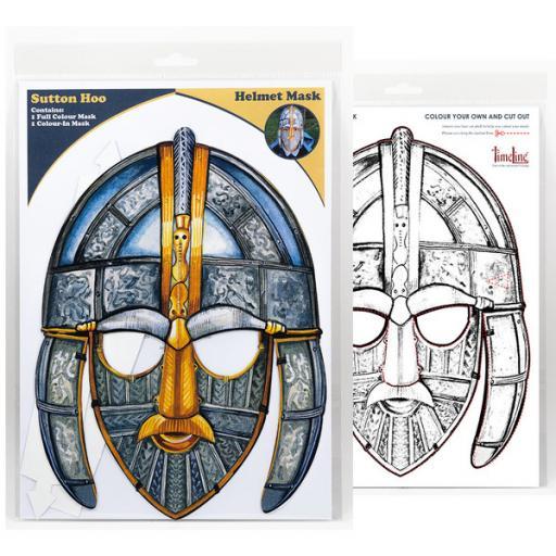 Multi-Purpose Sutton Hoo Mask