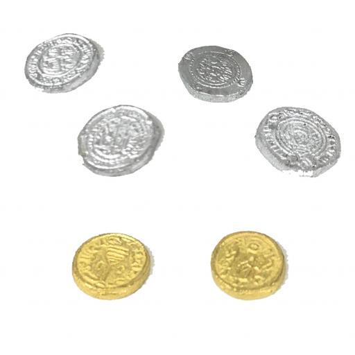Early Islamic Replica Coins