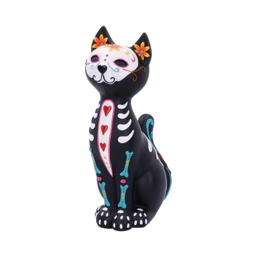 Day of the Dead Sugar Cat
