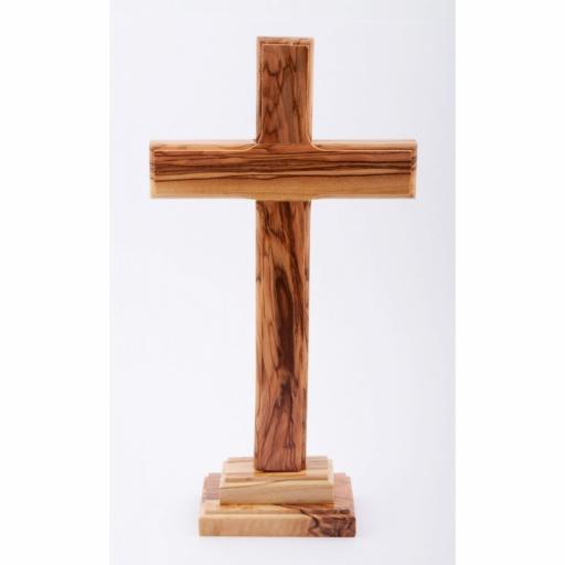 Large Plain Wood Cross